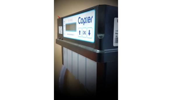 Copier Water SBR besturing