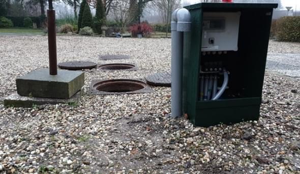 modificatie iba waterzuivering systemen